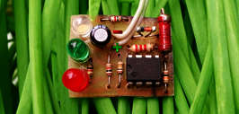 Индикатор для проверки и контроля уровня зарядки АКБ