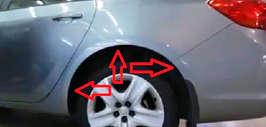 Как уберечь кузов автомобиля от повреждений