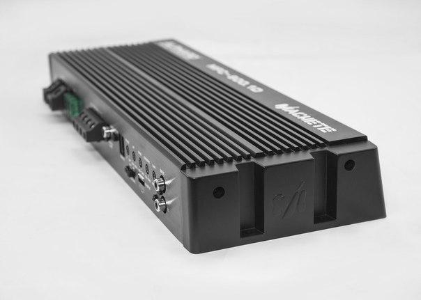Одноканальный цифровой усилитель (моноблок) Machete MFC-650.1D