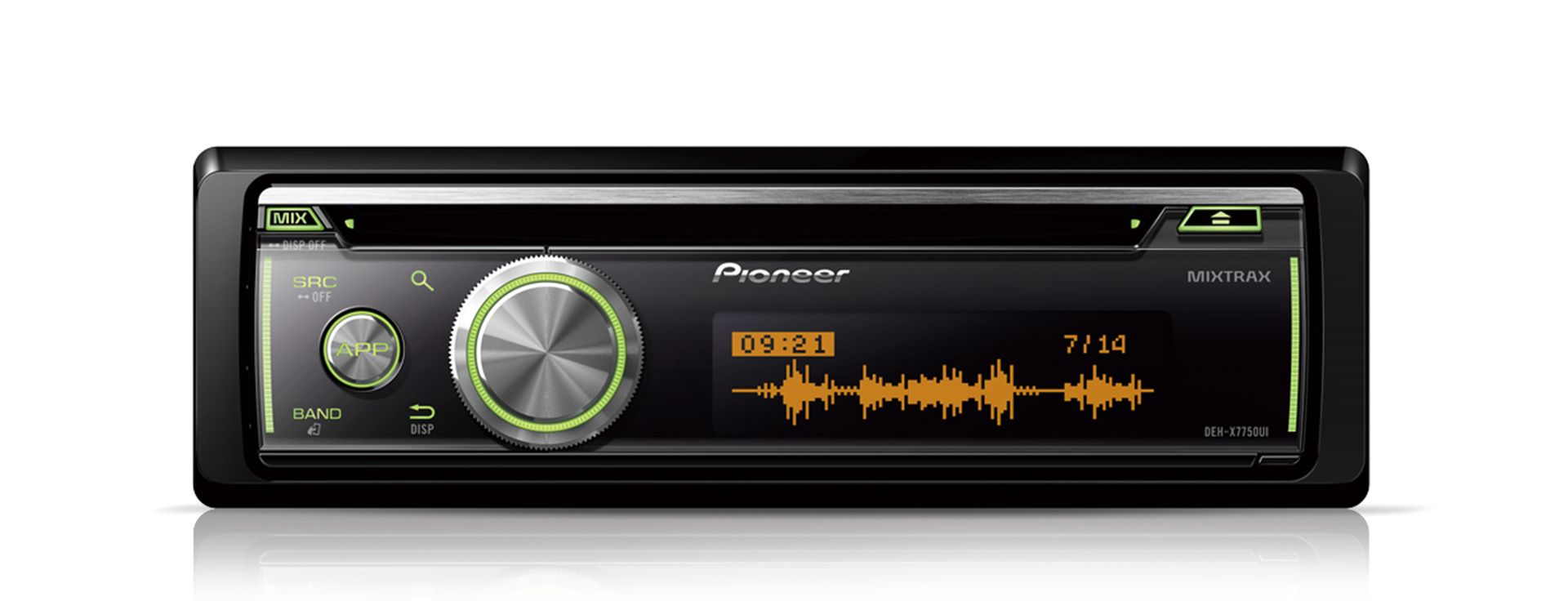 Автомагнитола Pioneer DEH-X7750UI