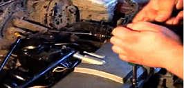 Как отрегулировать клапана на двигателе Renault