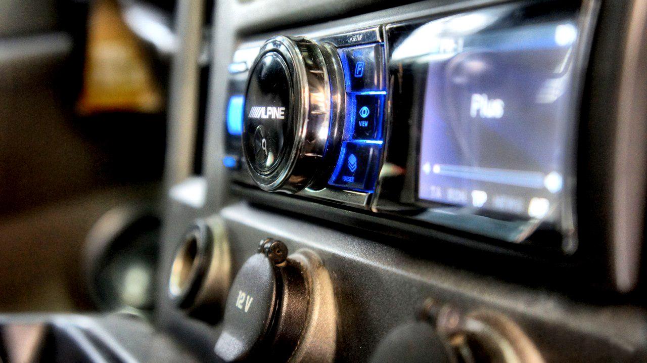 Последние тенденции автомобильных стерео систем.