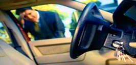 Несколько способов, как можно открыть дверь авто без ключа
