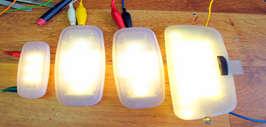 Как поменять лампочки в салоне на светодиодные