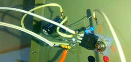 Простой стабилизатор напряжения к зарядному устройству
