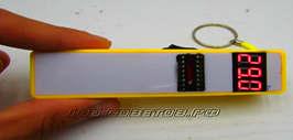 Прибор для проверки стабилитронов, схема