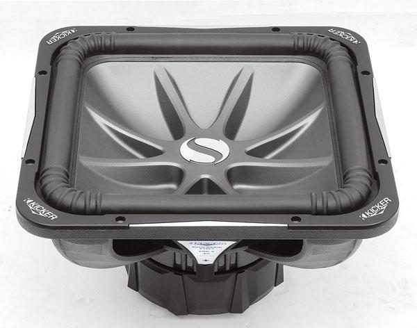 Чертеж ФИ короба для Kicker S15L7