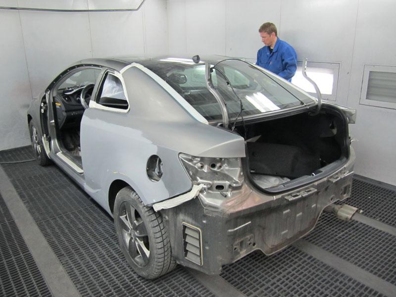 Продать или восстановить автомобиль после аварии ?