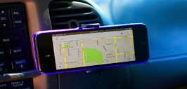 Простой держатель смартфона в автомобиль своими руками