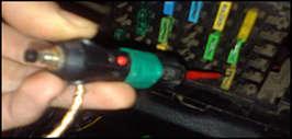 Контролька для авто своими руками