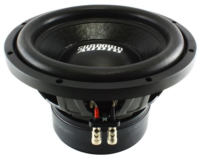 Короб для Sundown Audio E-10. Чертёж.