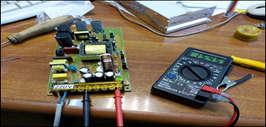 Зарядное устройство для авто из БП от светодиодной ленты