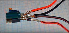 Простой стабилизатор для светодиодов навесным монтажом