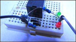 Защита зарядного устройства от короткого замыкания и переполюсовки