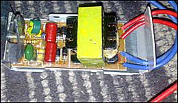 Импульсное зарядное устройство для авто, схема, описание