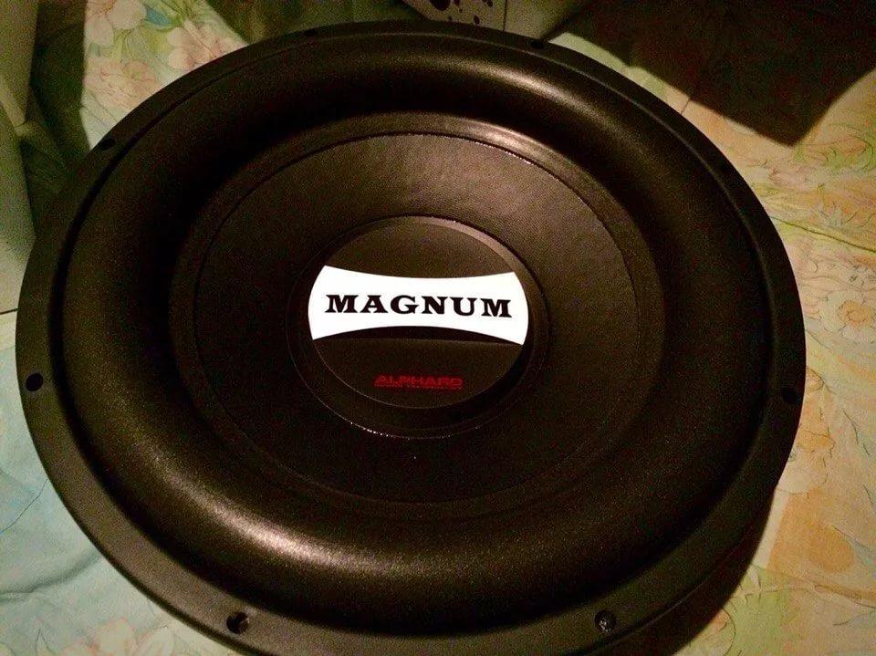 Короб для Alphard magnum 15/machete 15 дюймов. Чертёж ФИ.