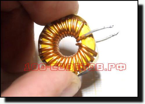более мощный транзистор