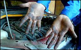 Моющая паста для рук своими руками