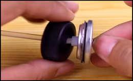 Поделка для размораживания стёкол и не только