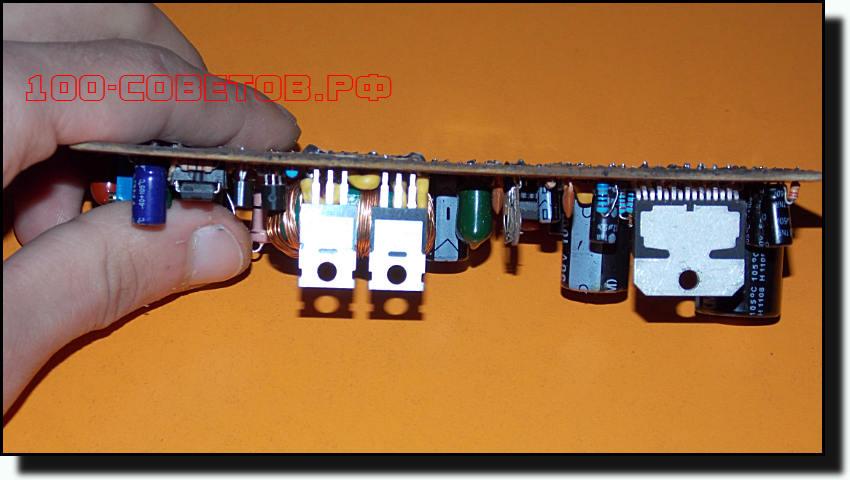 Микросхема с индексом TL494
