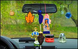 Вредны ли ароматизаторы в автомобиле?