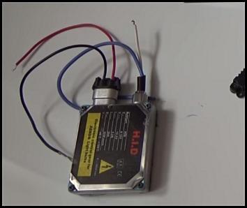 внешний высоковольтный трансформатор