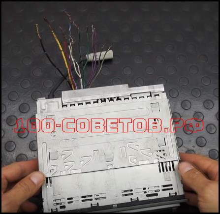 Как подключить автомагнитолу, назначение проводов