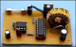 Схема для восстановления автомобильного аккумулятора