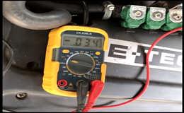 Как проверить массу автомобиля или почему не заводится двигатель.