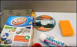 Как восстановить поцарапанный CD-диск