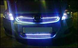 Почему мигает светодиод в авто и что надо сделать?