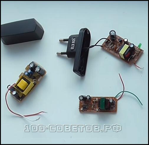 Повышающий преобразователь или как зажечь светодиодную лампу от 2 батареек