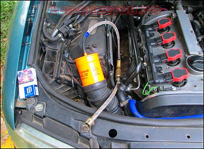 Простой дымогенератор для авто своими руками