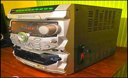 Как сделать USB вход на старом магнитофоне или музыкальном центре