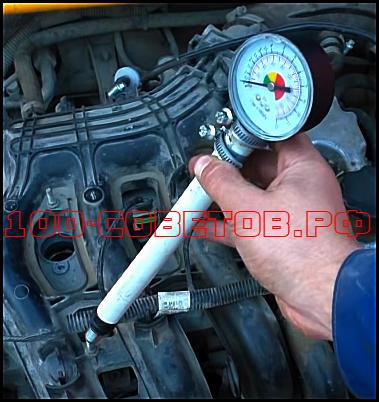 Простой компрессометр своими руками