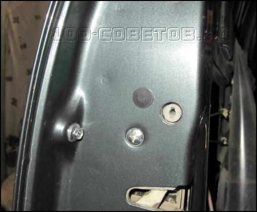 Как переделать концевики дверей на герконы