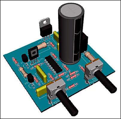 Универсальный источник питания 0-30 В с регулировкой тока от 0 до 3 А