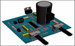 Универсальный источник питания 0-30 В с регулировкой тока от 0-3 А