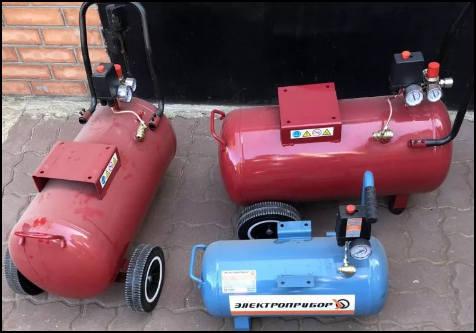 как выбрать компрессор для гаража?