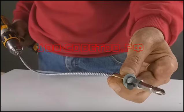 Как сделать гибкую отвертку для гаража своими руками.