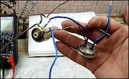 Самый простой регулятор для зарядного устройства