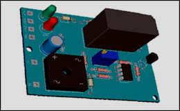 Автоматическое зарядное устройство с автоотключением.