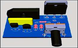 Импульсное, простое зарядное устройство для автомобильного АКБ