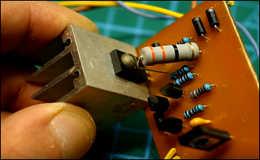 тиристорное зарядное устройство