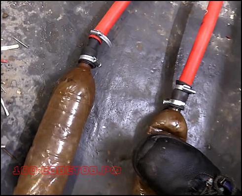 Как просто промыть радиатор печки своими руками.
