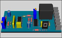Модернизация управления стоп-сигналом авто, схема