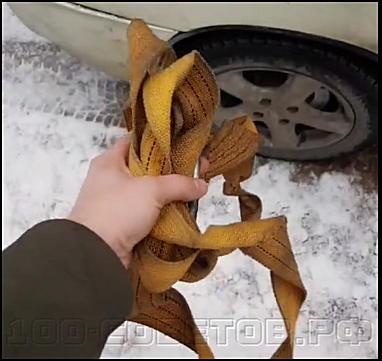 Подборка советов автолюбителю или лайфхаки для авто.
