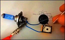 Плавный розжиг галогеновых ламп или как продлить их срок службы