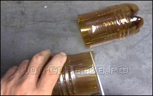 Химическая полировка фар ацетоном своими руками