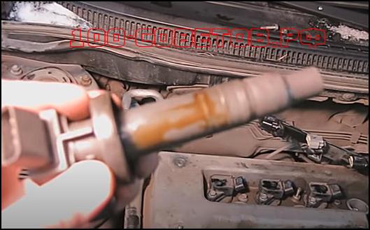 Как просто проверить катушку зажигания прямо на авто